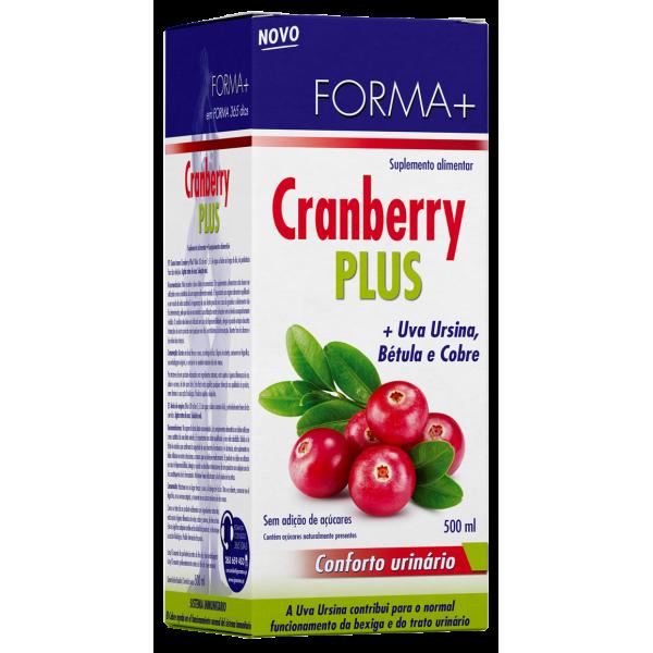 Forma + Cranberry Plus