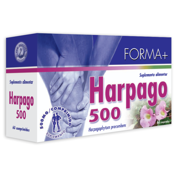 Forma + Harpago 500 - 60 comprimidos