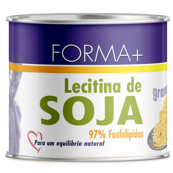 Forma + Lecitina de Soja Granulada