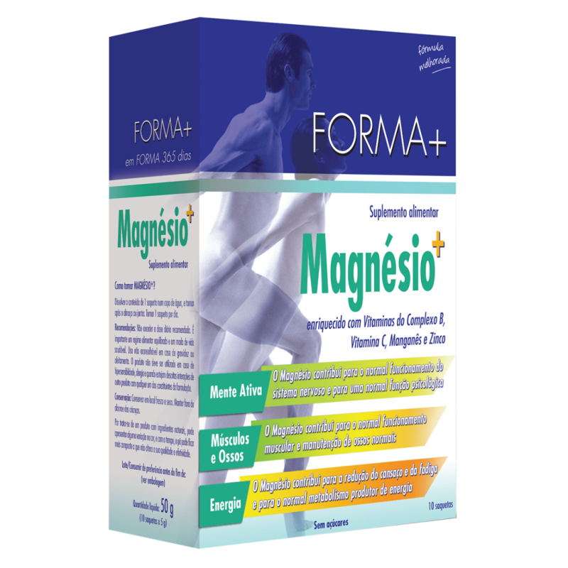 Forma + Magnésio +