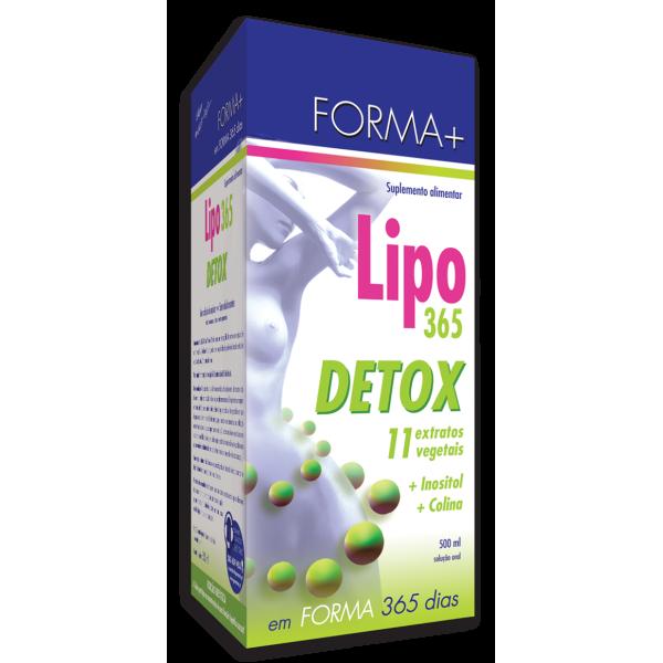 Forma + LIPO365 Detox