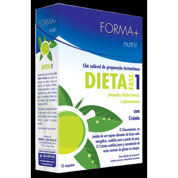 Forma + Chá Solúvel Funcional Dieta Fase 1