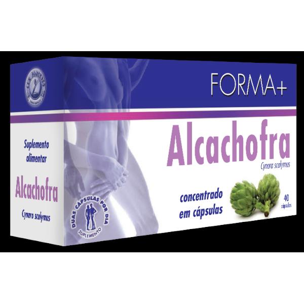 Forma + Alcachofra (Cápsulas)