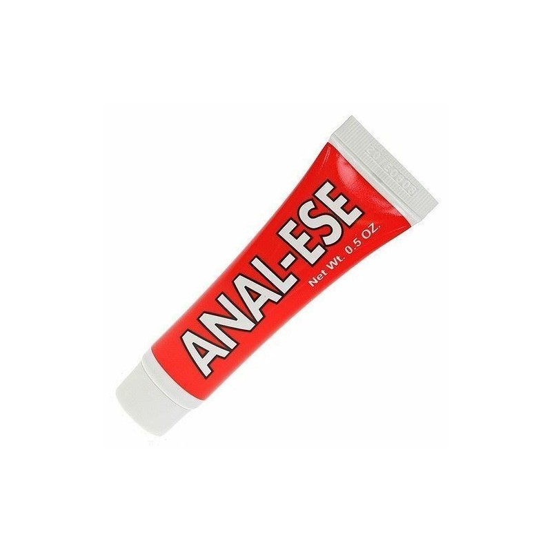Lubrificante Anal - AnalEase 15ml