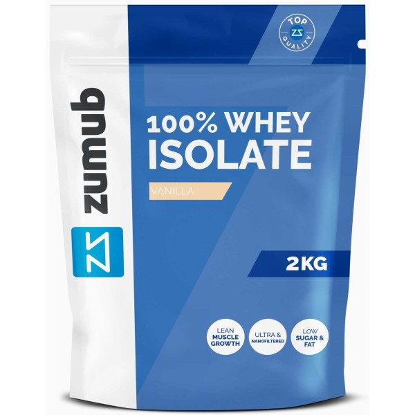 100% WHEY Isolate Zumub 2Kg
