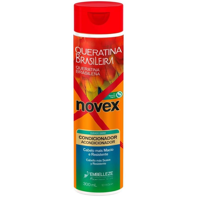 Condicionador Novex Queratina Brasileira 300ml