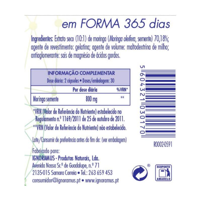 Forma + Moringa