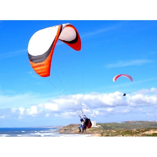 Paragliding and Paramotor in Portugal - Tandem Flights