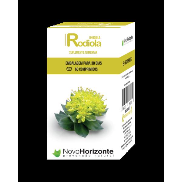 NOVO HORIZONTE RODIOLA (EMBALAGEM 30 DIAS) 60 COMPRIMIDOS