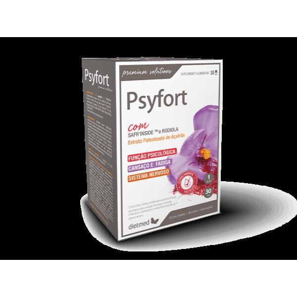 PSYFORT | 30 CAPSULAS