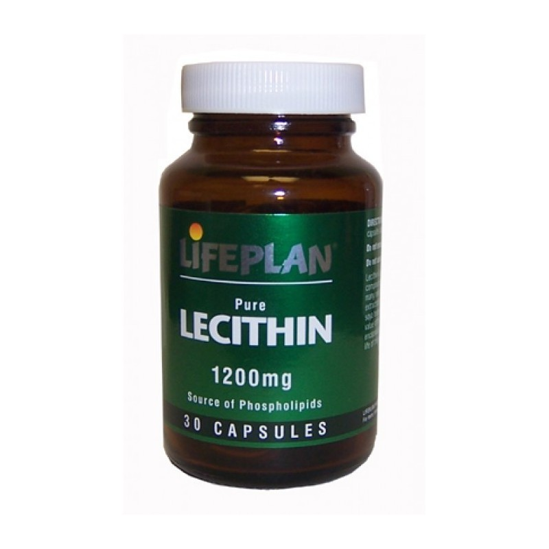 LECITINA DE SOJA 1200 MG 30 comp.