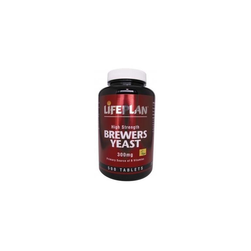Brewers Yeast - Levedura de Cerveja - 500 comprimidos de 300mg