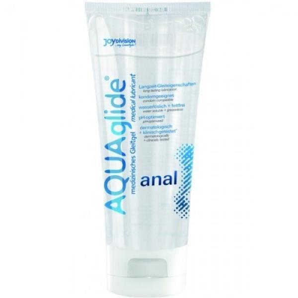 Lubrificante AQUAglide Anal 100 ml