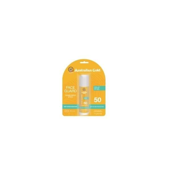 AUSTRALIAN GOLD SPF 50 FACE GUARD BLISTER, 15ml