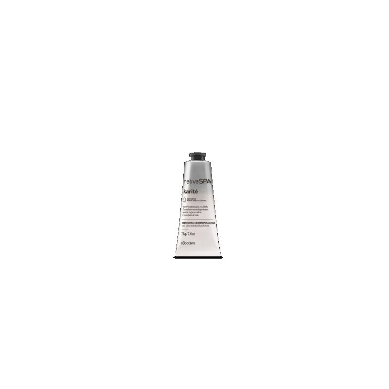 NSPA Creme Hidratante de Mãos Karite, 75g