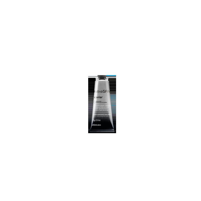NSPA Creme Hidratante de Mãos Caviar, 75g