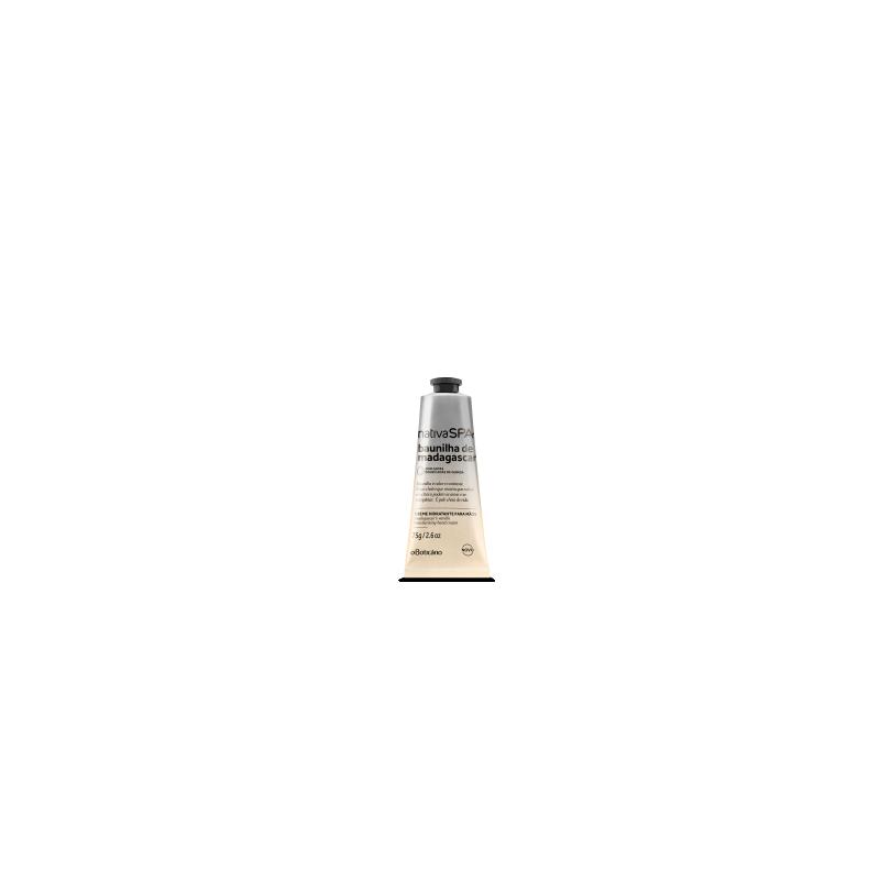 NSPA Creme Hidratante de Mãos Baunilha de Madagáscar, 75g