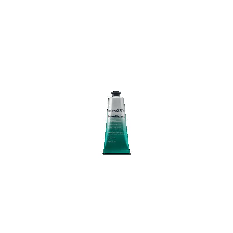 NSPA Creme Hidratante de Mãos Baunilha Real, 75g
