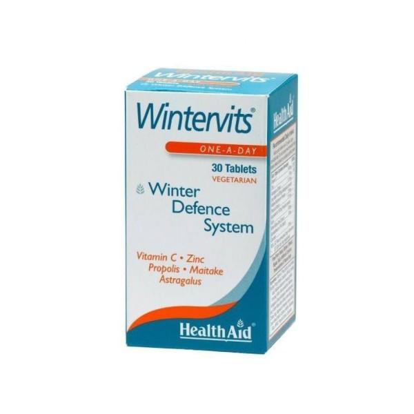 Wintervits 30 comprimidos - Auxílio à saúde