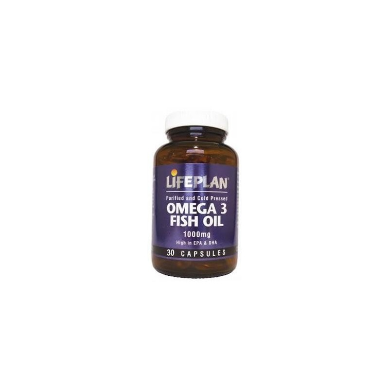 OMEGA 3 CONCENTRATED FISH OILS (MARINEPA) - 30 cáps. 1000mg