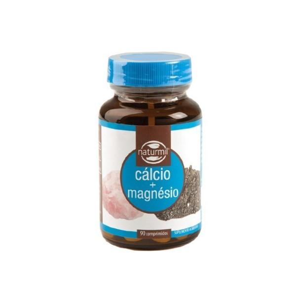 CÁLCIO+MAGNÉSIO - 90 Comprimidos de 500 mg
