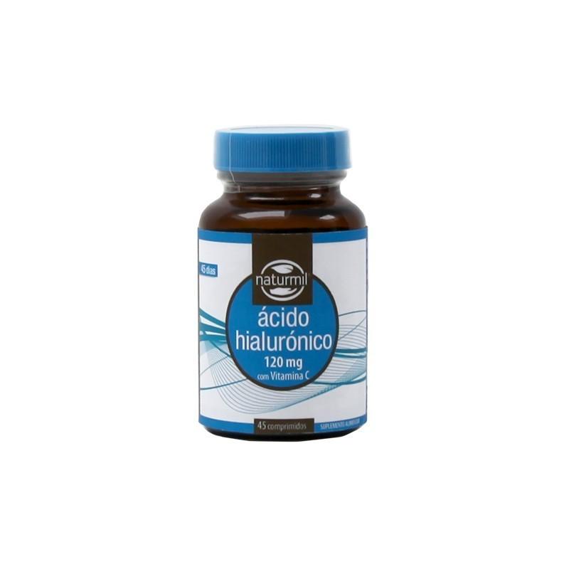 Ácido Hialurónico 120mg 45 comprimidos