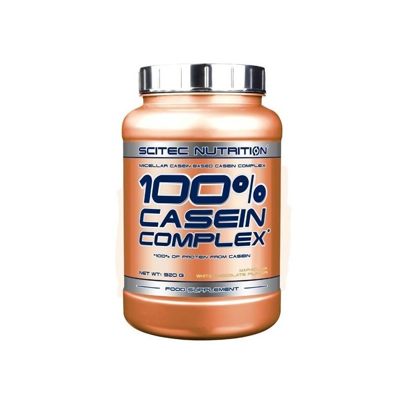 100% Casein Complex Scitec 920g