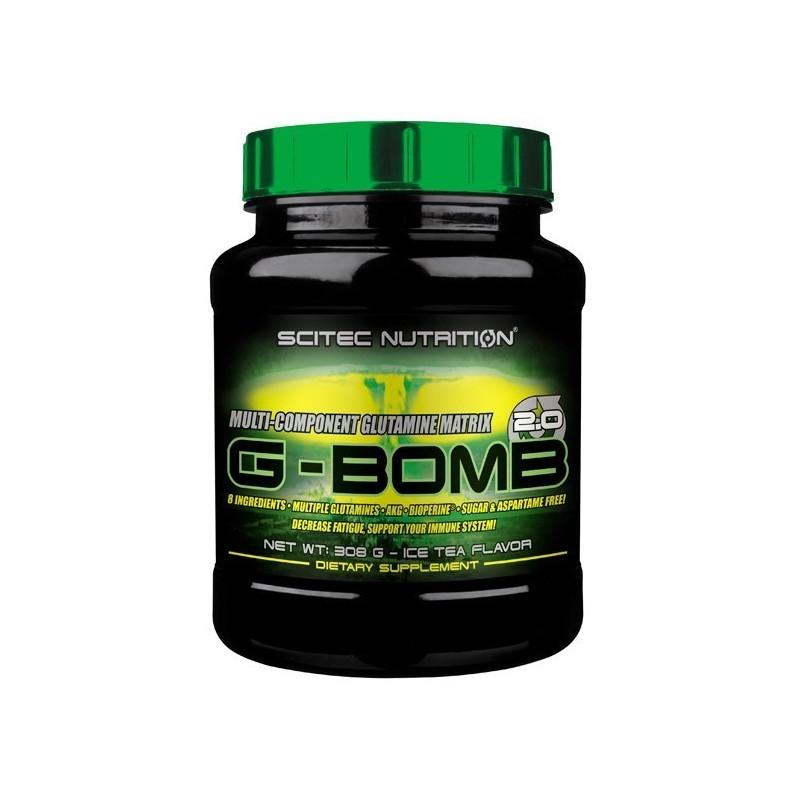 G-BOMB 2.0 Scitec - 308g