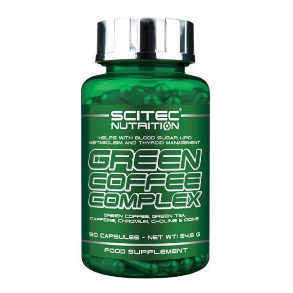 Scitec Green Coffee Complex 90 cápsulas
