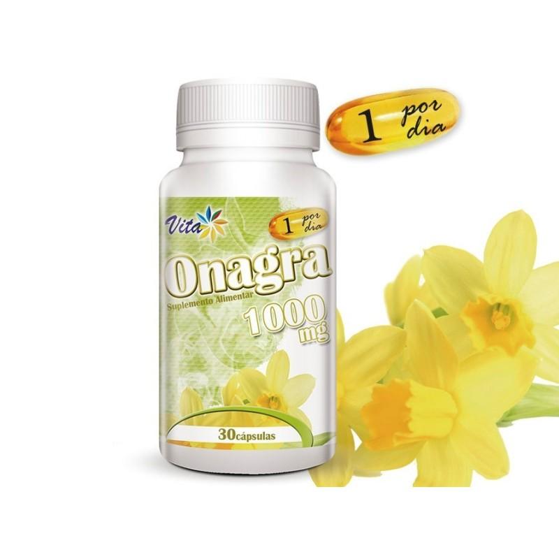 ONAGRA - 30 Cápsulas de 1000 mg