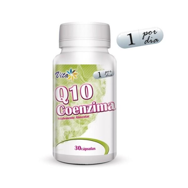 COENZIMA Q 10 Low Cost - 30 cápsulas 30mg - coq 10