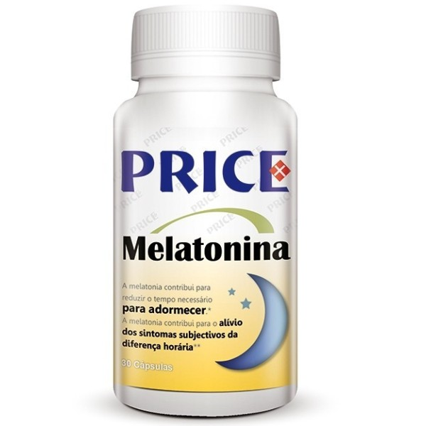 Melatonina - 30 Cáps - Price