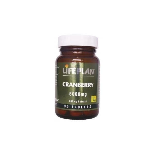CRANBERRY EXTRACT - ARANDO VERMELHO - 30 Comprimidos de 5000 mg