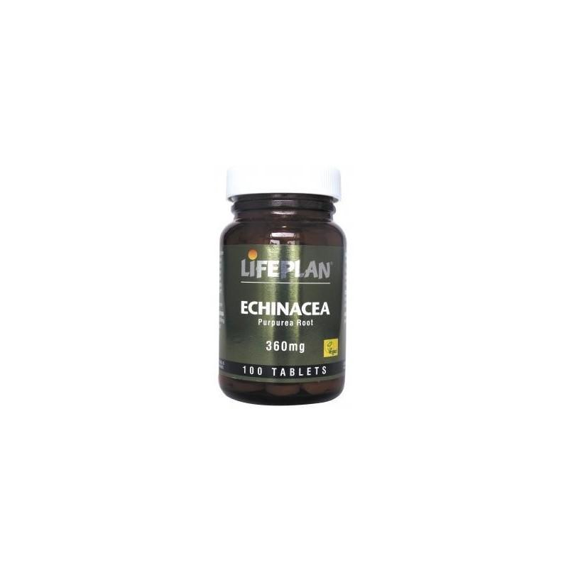 ECHINACEA – RAIZ DE EQUINACEA - 100 Comprimidos de 360 mg