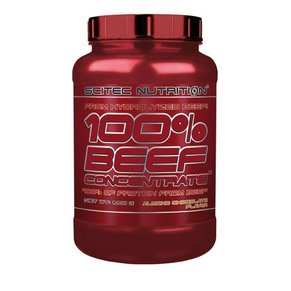 100% BEEF CONCENTRATE – 1000g Scitec