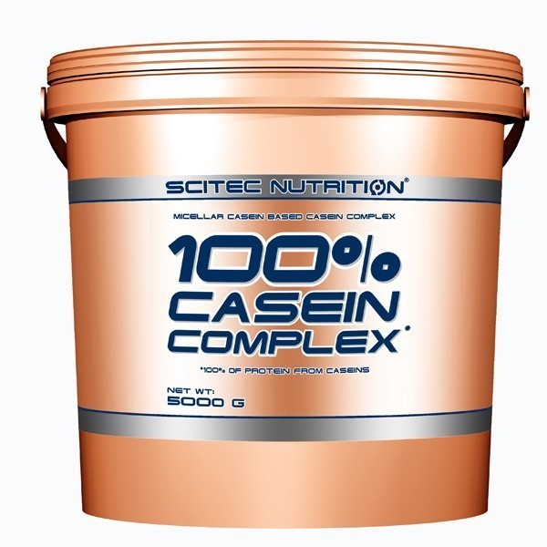 100% CASEIN COMPLEX – 5000 g Scitec