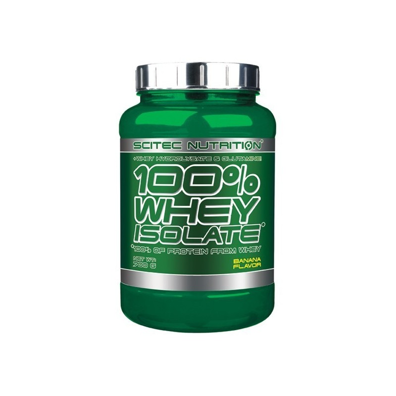 100% WHEY ISOLATE – 700g Scitec