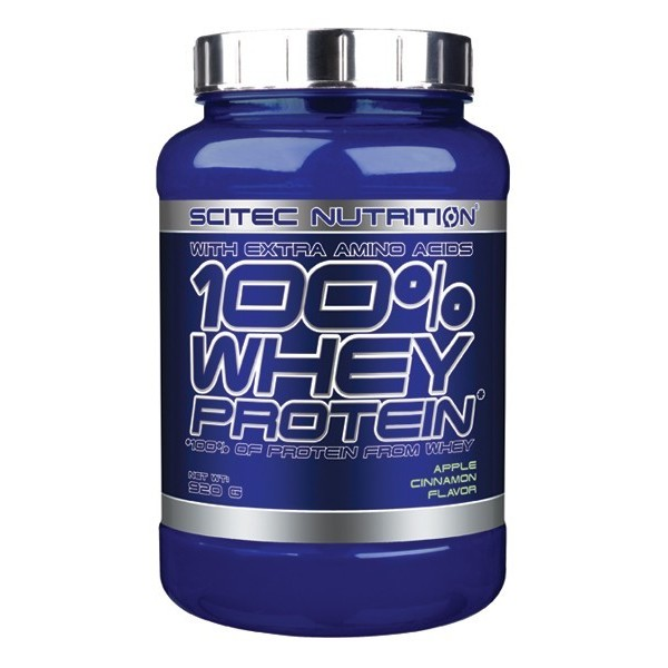 100% WHEY PROTEIN 920g – Scitec