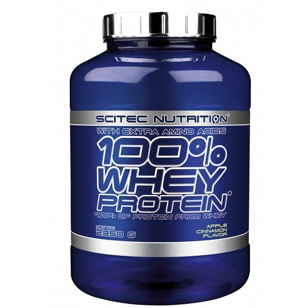 100% WHEY PROTEIN 2350g – Scitec