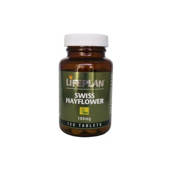 SWISS HAYFLOWER – ANTI-ALERGICO - 120 Comprimidos de 100 mg