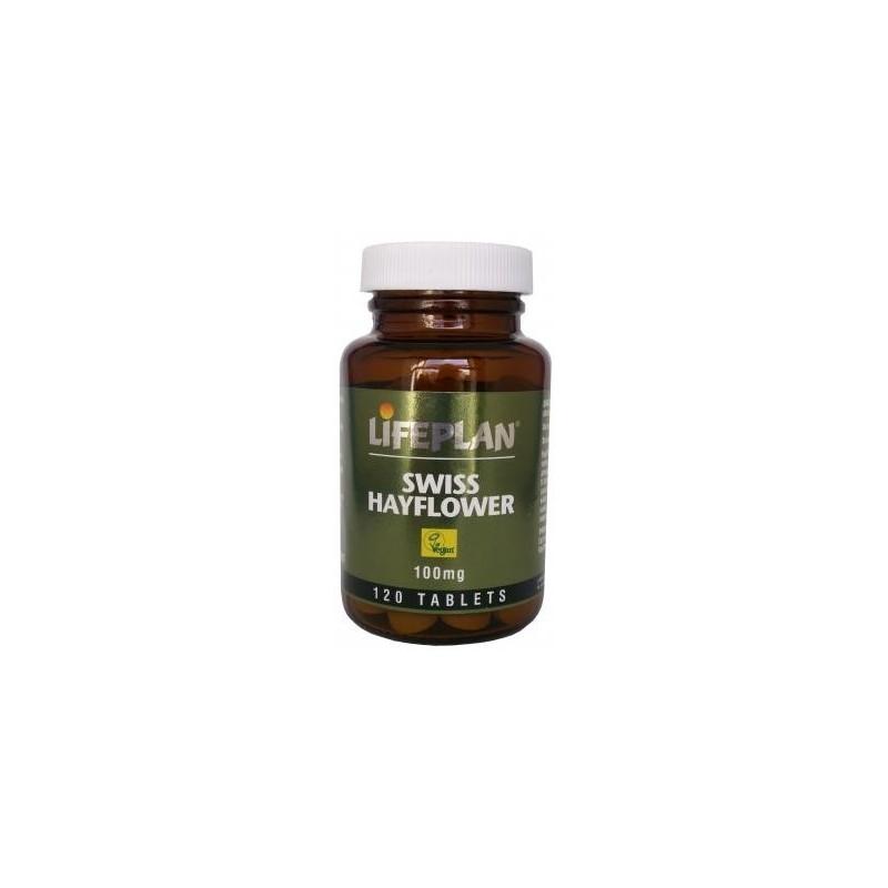 SWISS HAYFLOWER – ANTI-ALERGICO - 120 Comprimidos de 100 mg