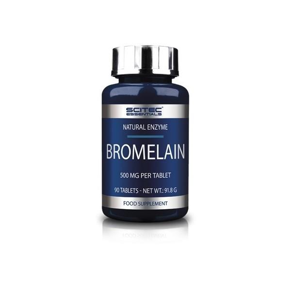 BROMELAIN - Bromelina de ananás - 90 Comprimidos
