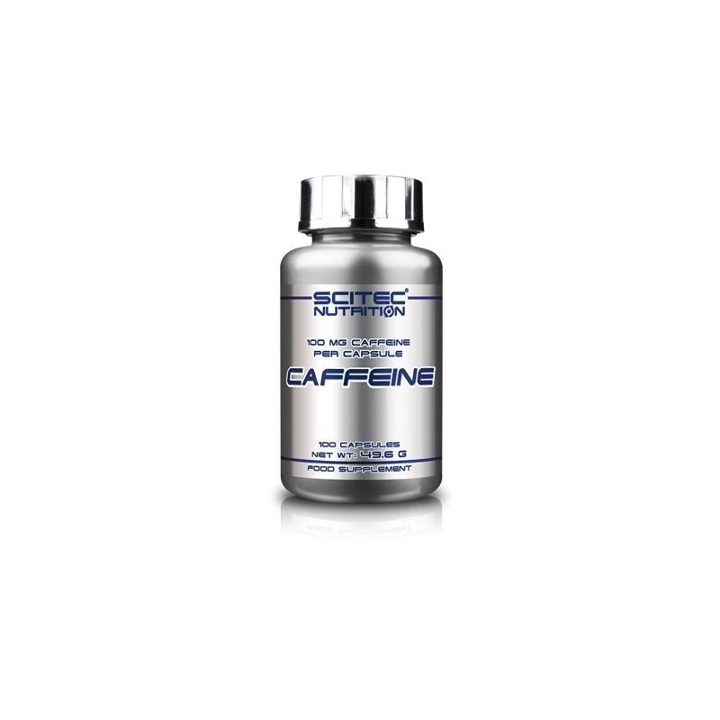 CAFFEINE - 100 cápsulas