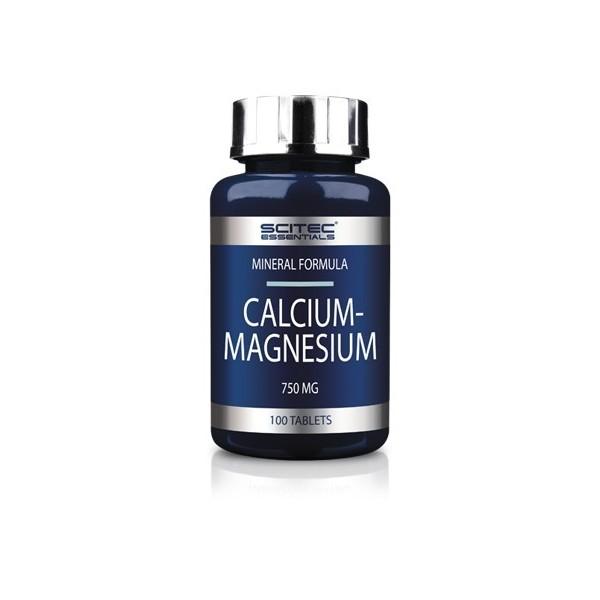 CALCIUM-MAGNESIUM 100 comprimidos