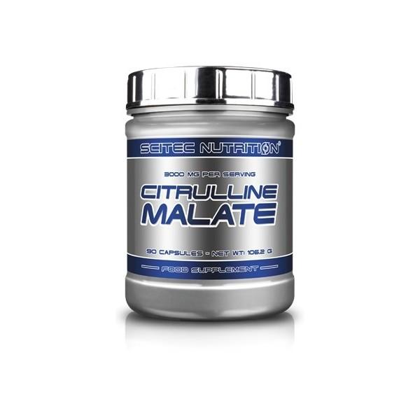 CITRULLINE MALATE - 90 cáps