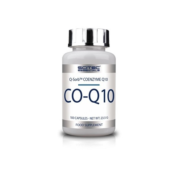CO-Q10 - 10mg - 100 cáps