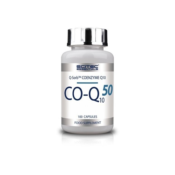 CO-Q10 50mg 100 cáps