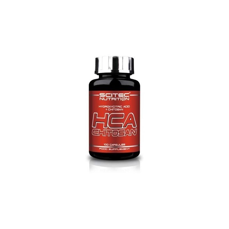 HCA-CHITOSAN 100 cáps