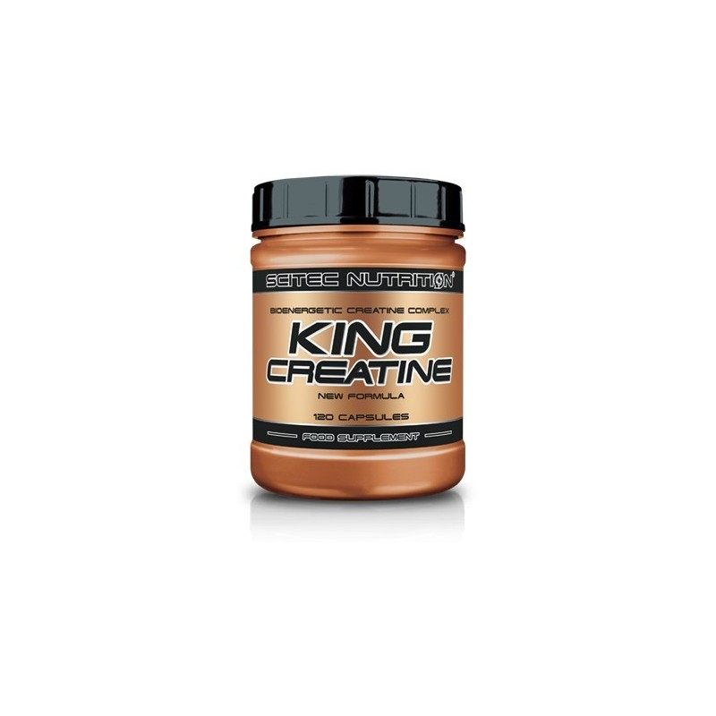 KING CREATINE 120cáps