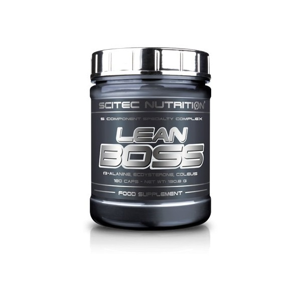 LEAN BOSS com Forscolina - 180cáps